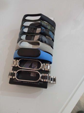 Xiaomi Mi band 4 + 8 pulseiras