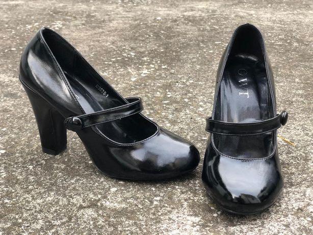 Sapatos usados 1 vez