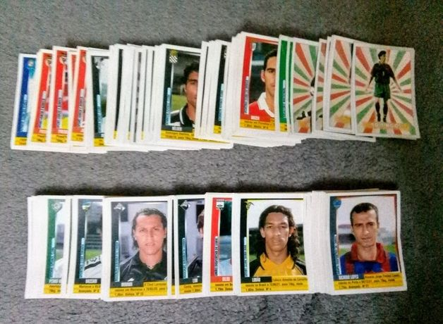 Cromos Liga Portuguesa Futebol 98/99 (novos)