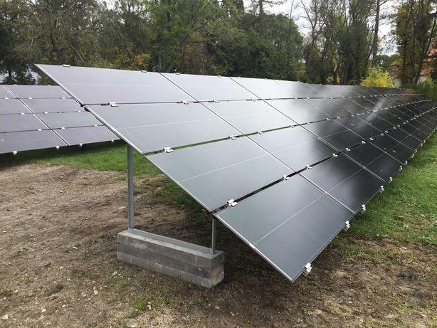 Kompletna instalacja naziemna 15kW