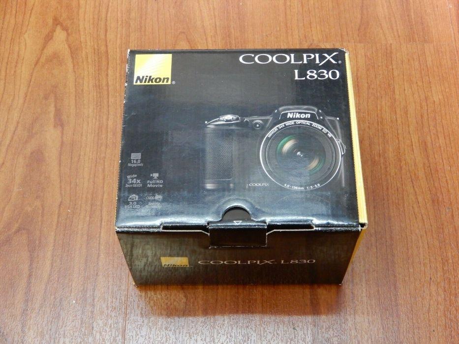 Nikon Coolpix L 830 Alhos Vedros - imagem 1