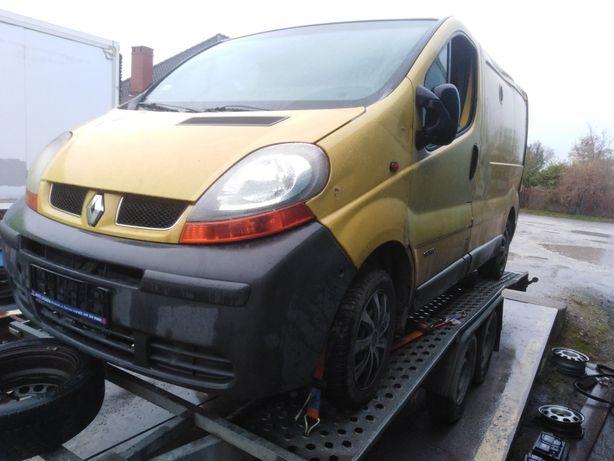 Renault Trafic drzwi przedni przód stan bdb wysyłka Kurierem