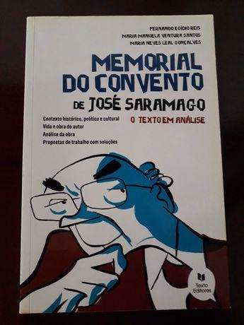 Livro Memorial do Convento - O texto em análise