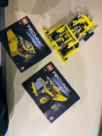 LEGO 42035 ciężarówka spychacz