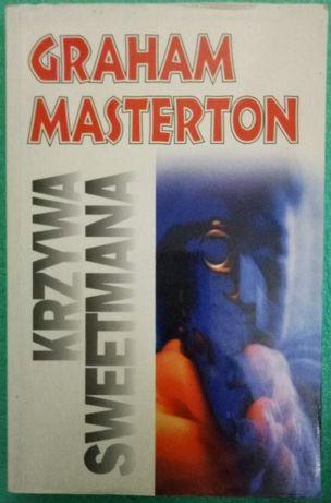 Книга на польском Кривая Sweetmana - Грэм Мастертон