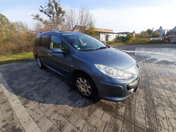 Peugeot 307 sw, 7місць