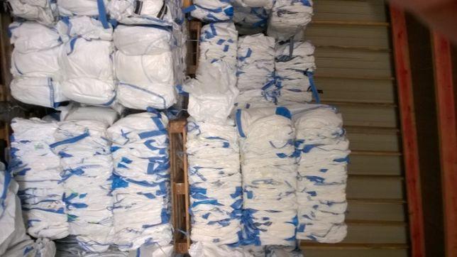Big Bag Worek używany 100/100/100cm na pszenice kukurydzę nasiona HURT