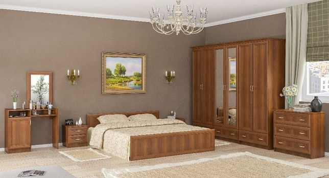 Спальня Соната МС