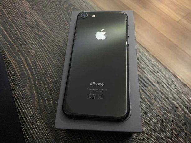 iPhone 8 64GB Space Gray stan idealny pełen komplet