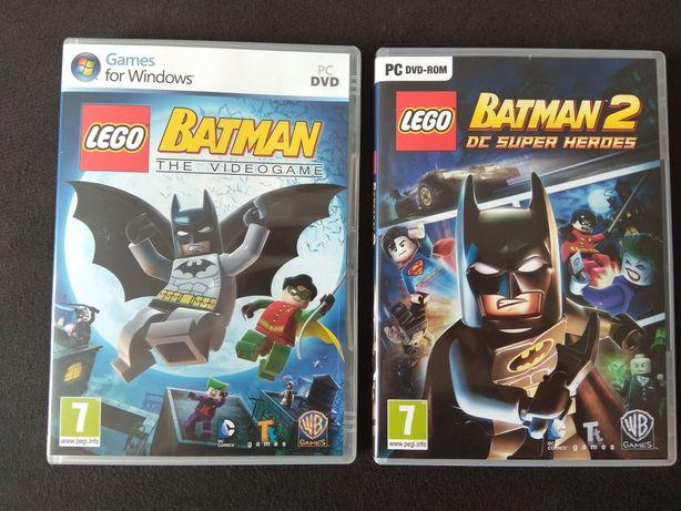 Gra na PC Lego Batman cz. 1 i 2