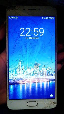 Продам телефон Meizu m 5 note