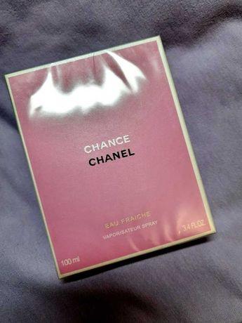 Chance Chance eau fraiche туалетная вода оригинал 100мл шанель фреш