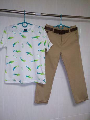 Футболка, брюки, джинсы, рубашки Турция 6-7 лет