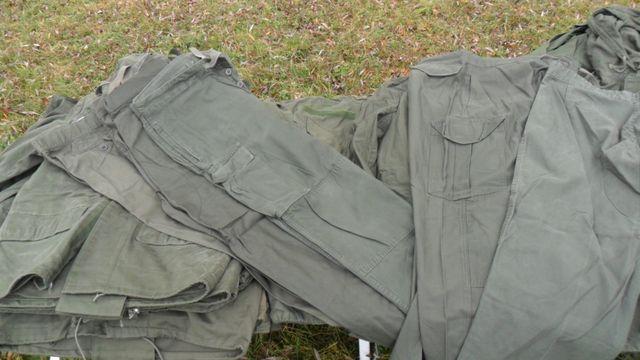 Рабочие брюки армии Бельгии опт и розница