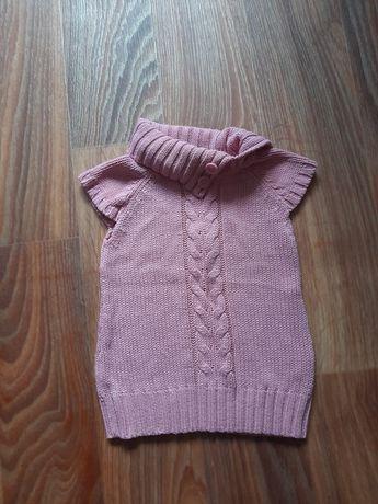 Жилетка на девочку 2 года свитер