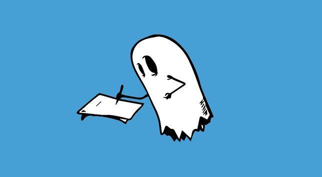 Ghostwriter, pisanie tekstów