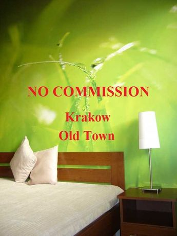 Krakow, 2-rooms, Old Town, Kazimierz, no commission