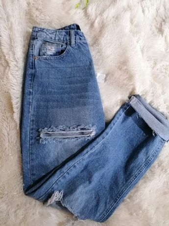 Jeansy missguided