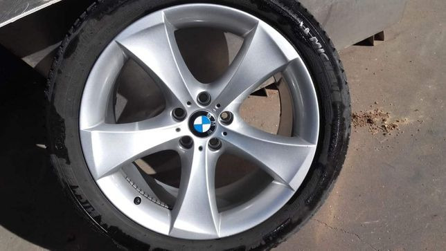 4 jantes BMW, estilo 259, de 20'', 2, 11J e 2, 10J, X6 ou X5.