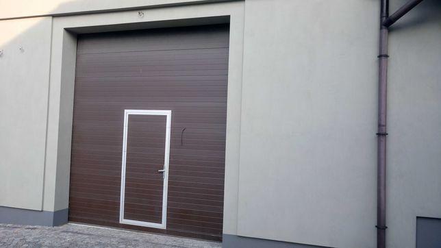 Warsztat/Garaż (z mieszkaniem jako opcja) 55m²