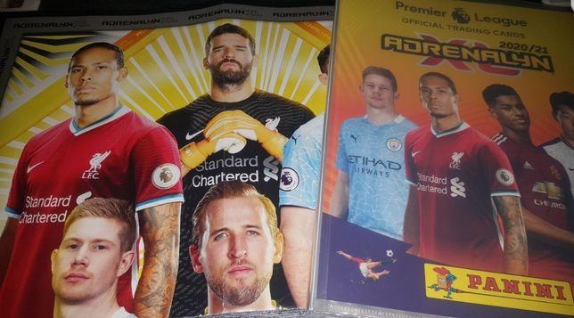 Panini Premier League vs. PIus 450 kart
