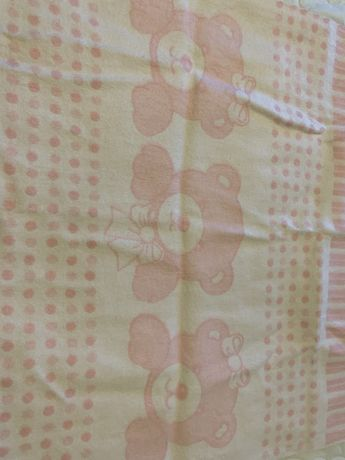 Одеяло детское новорожденному младенцу Ярослав 100х80