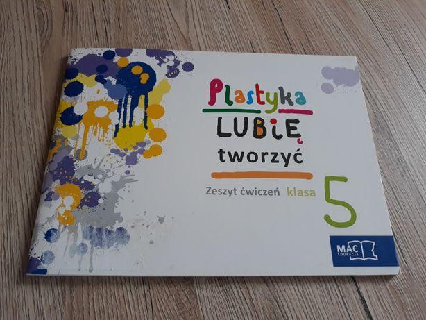Plastyka Lubię tworzyć SP kl.5 ćwiczenia Wojciech Sygut, Marzena Kwiec