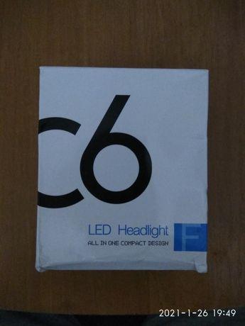 LED лампы для фар 9006/HB4