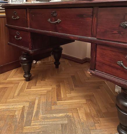 Zabytkowe biurko Unikat