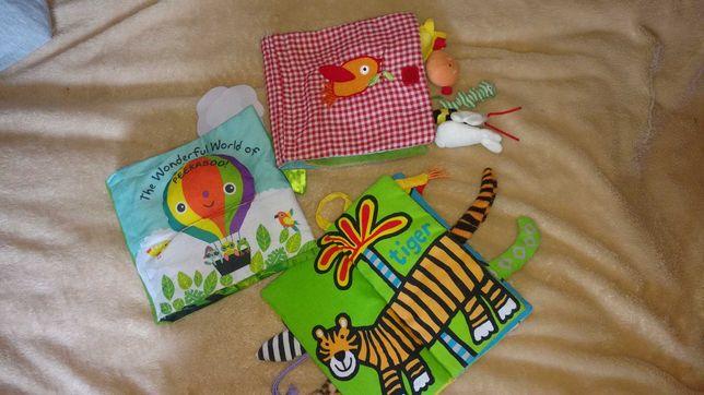 іграшка  - книжечка для малюків