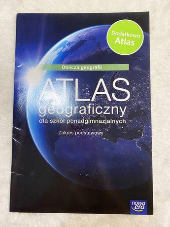 Atlas geograficzny Oblicza geografii zakres podstawowy