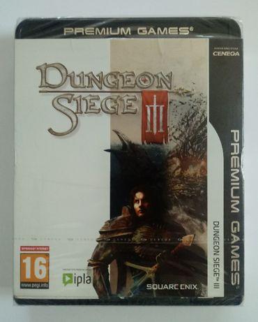 Gra PC Dungeon Siege III nowa folia