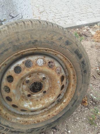pneu usado com jante