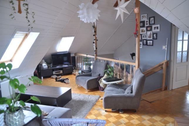 Mieszkanie w centrum 62m (2 pokoje), meble i agd w cenie