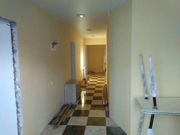 Строительство дома и ремонт квартир