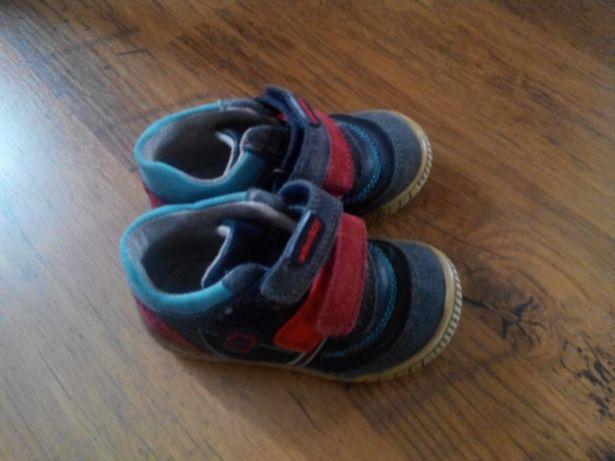 Buty chłopięce r. 22