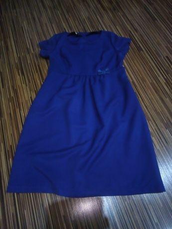 Ciążowa sukienka wizytowa