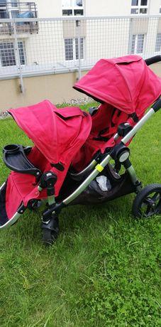 Wózek Baby jogger city select + fotelik Maxi Cosi super zestaw