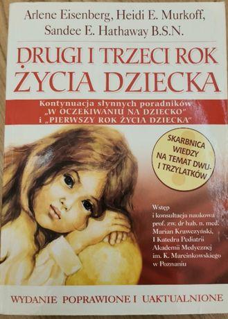 DRUGI I TRZECI ROK ŻYCIA DZIECKA - Heidi Murkoff, Arlene Eisenberg i i