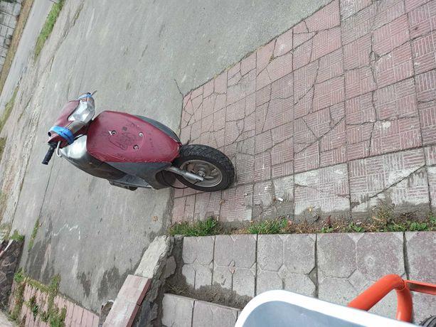 Suzuki let's 2 бабочка обмен или продажа