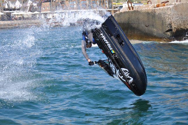Продам гидроциклы - super jet yamaha and richter, оба на одном прицепе