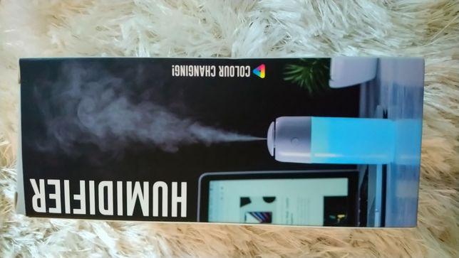 Mini nawilzacz powietrza USB