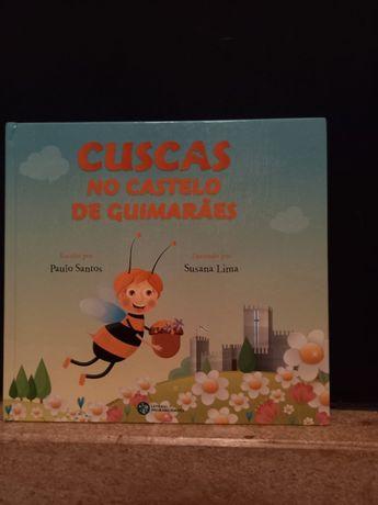 Vendo livro de literatura infantil