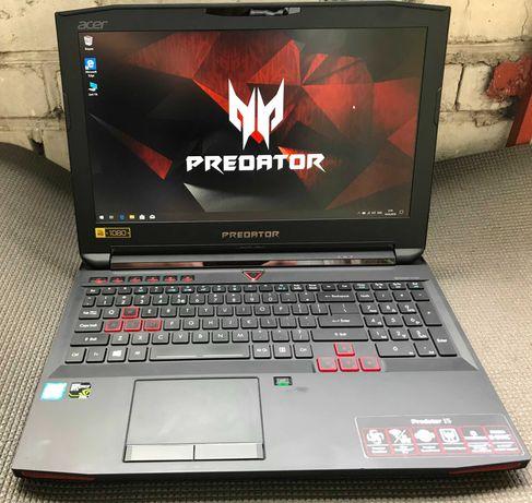 Ігровий Acer Predator 15 Nvidia GTX 970 Intel i7, 16 Гб 2 ЖД