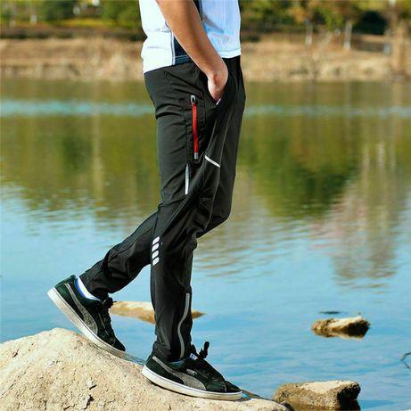 Spodnie na rower kolarki czarne Rockbros L