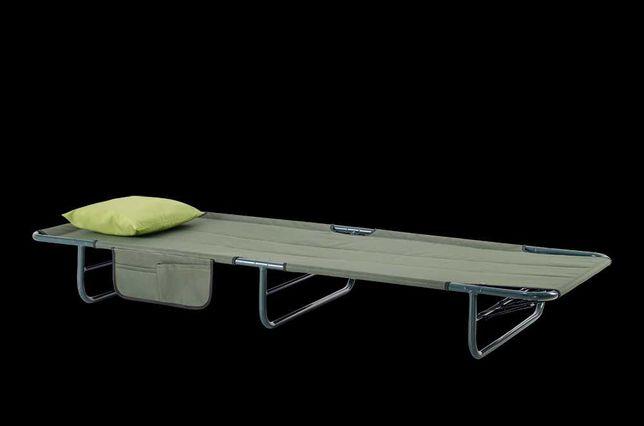 Раскладушка «Компакт» d25 мм зеленый меланж Витан