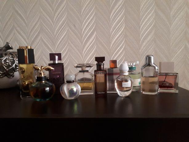 Оригинальне парфюмы. Lalique. Burberry. Calvin Klein. Dior. Nina Ricci