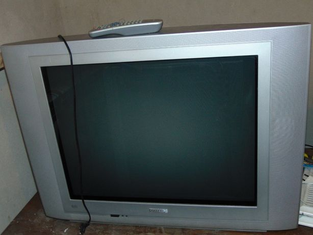 """Telewizor 29"""" Philips z pilotem"""