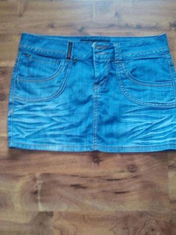Spodniczka jeans