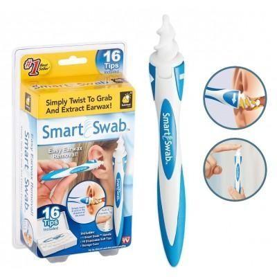 Силиконовое средство для чистки ушей NBZ Smart Swab ухочистка Кривой Рог - изображение 1